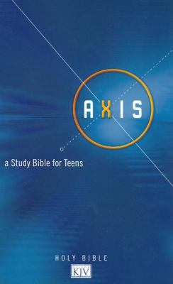 Axis A Study Bible for Teens, New King James Version, Burgandy