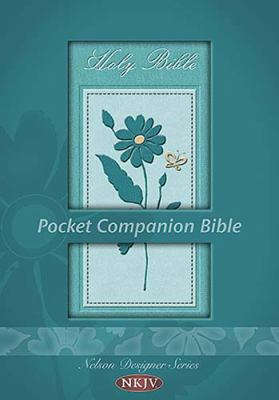 Holy Bible New International Version, Navy, Bonded Leather, Compact Thinline Bible