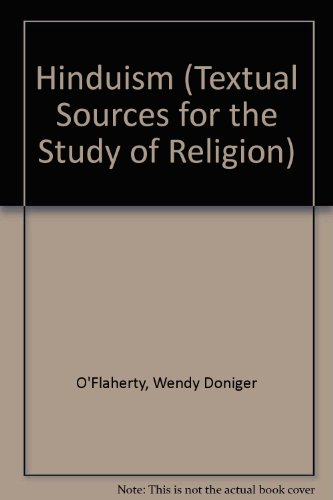 Hinduism (Textual Sources for the Study of Religion)