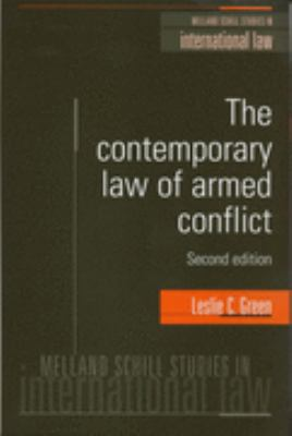 Contemporary Law of Armed Conflict