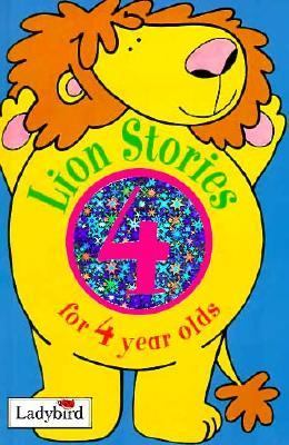 Lion Stories for 4 Year Olds