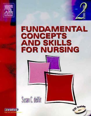 Fundamental Concepts & Skills For Nursing Virtual Clinical Excursions - Medical-Surgical for DeWit