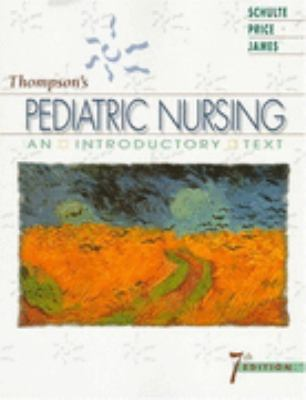 Thompson's Pediatric Nursing:intro.text