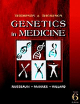 Thompson and Thompson Genetics in Medicine