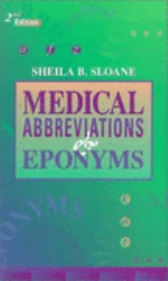 Medical Abbreviations & Eponyms