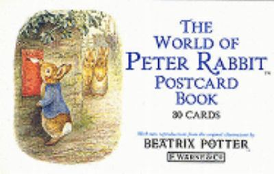 World of Peter Rabbit Postcard Book