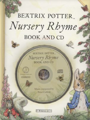 Beatrix Potter Nursery Rhyme: Book and CD