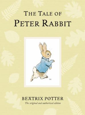The Tale of Peter Rabbit: Special Green Edition: Peter Rabbit Naturally Better