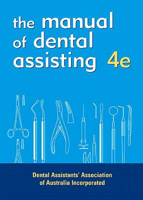 Manual of Dental Assisting