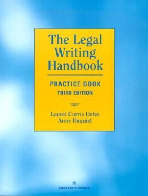 Legal Writing Handbook Practice Book