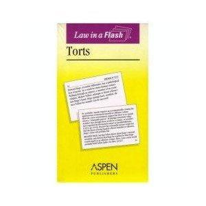 Torts: Law in a Flash