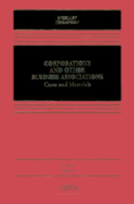 Corporations and Other Business Associations Cases and Materials