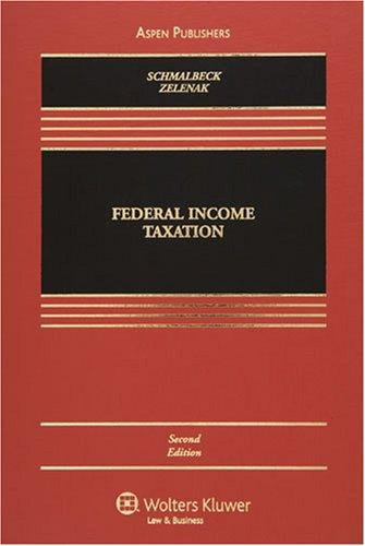 Federal Income Taxation (Casebook)