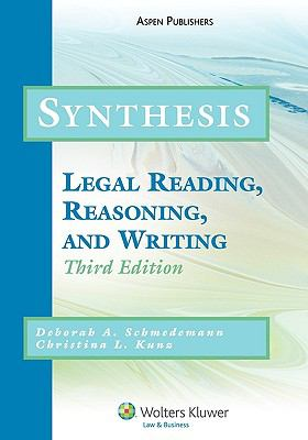 Synthesis Legal Reading, Reasoning and Writing