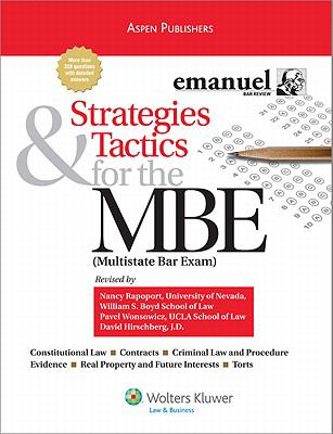 Strategies and Tactics for MBE 2008