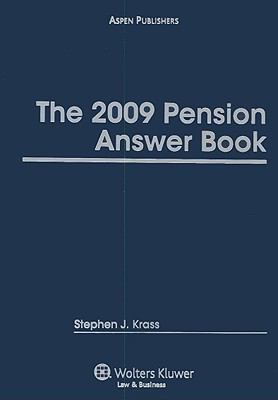 Pension Answer Book 2009