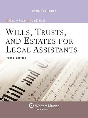 Wills, Trusts, and Estates for Legal Assistants