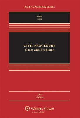 Civil Procedure 3rd Edition: Author