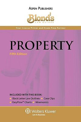 Blonds Property (Blond's Law Guides)