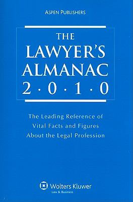The Lawyer's Almanac, 2010 Edition