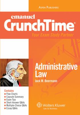 Crunchtime: Administrative Law 2010