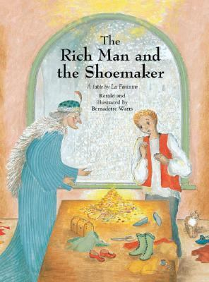Rich Man and the Shoemaker A Fable