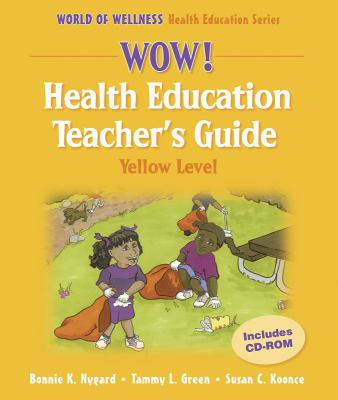 Wow! Health Education Teacher's Guide Purple Level