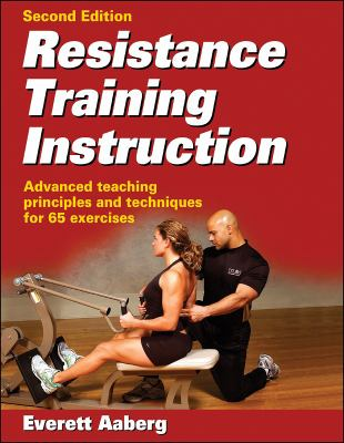 Resistance Training Instruction