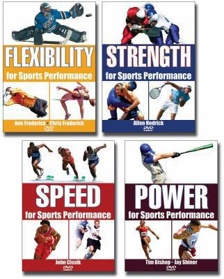 Sports Performance Dvd Package