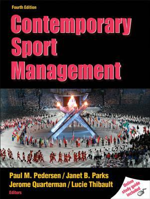 Contemporary Sport Management With Web Study Guide-4th Edition