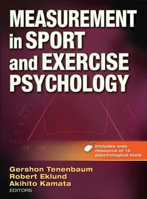 Measurement in Sport and Exercise Psychology w/Web Resource