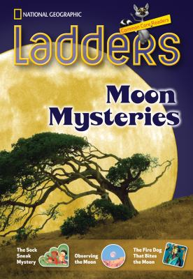 Moon Mysteries (two-Below; Sci)