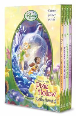 Tales From Pixie Hollow Collection #4