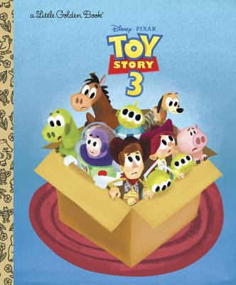 Toy Story 3 (Little Golden Book)