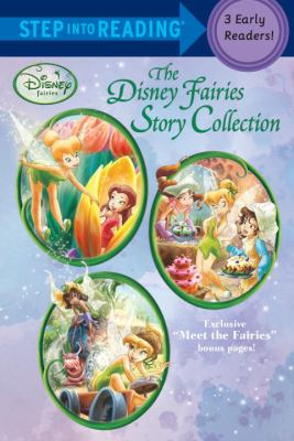 Disney Fairies Story Collection (Step into Reading)