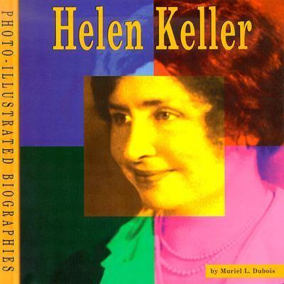 a biography of helen keller an american author