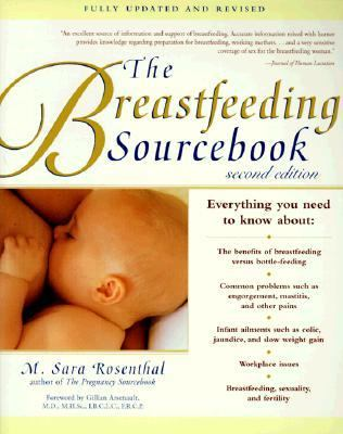 Breastfeeding SourceBook - M Sara Sara Rosenthal - Paperback - REVISED