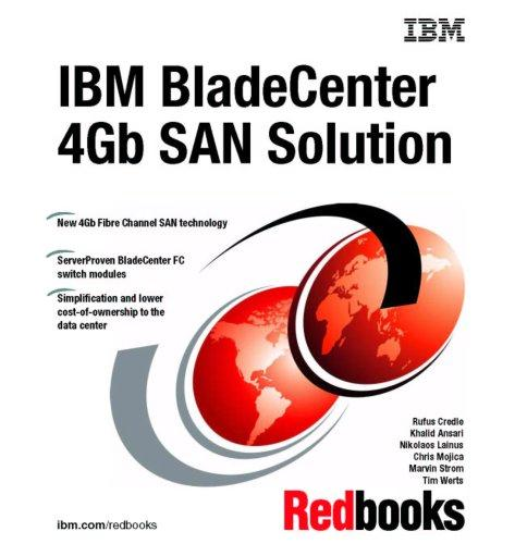 IBM Bladecenter 4gb San Solution