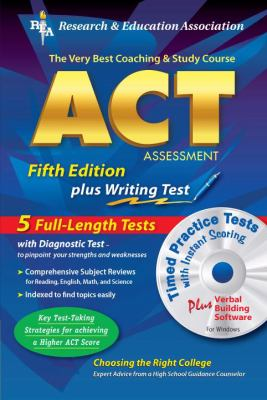 Act Assessment The Best Test Prep for the Act