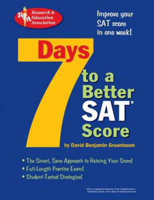 7 Days to a Better Sat Score