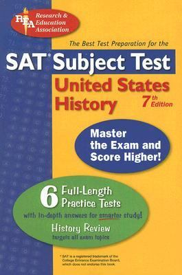 Best Test Preparation for the SAT Subject Test United States History