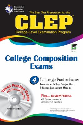 CLEP College Composition and College Composition Modular