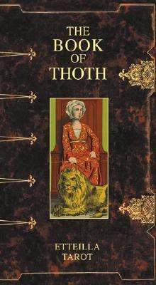 The Book of Thoth (Card Deck & Booklet)