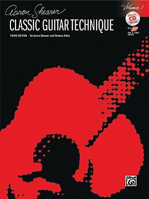 Classic Guitar Technique, Vol 1 (Book & CD) (Shearer Series)