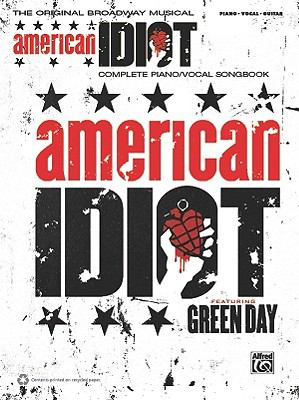 Green Day -- American Idiot, the Musical : Piano/Vocal/Guitar