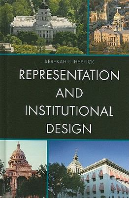Representation and Institutional Design