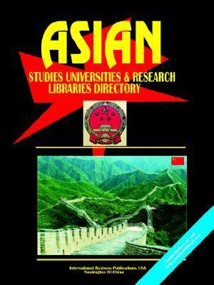 Asian Studies University and Research Libraries, Researchers and Experts Directory(USA and Canada)