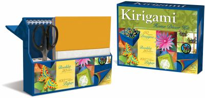 Kirigami Home Decor Kit