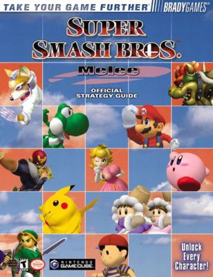 Super Smash Bros. Melee Official Strategy Guide - Paul Edwards - Paperback