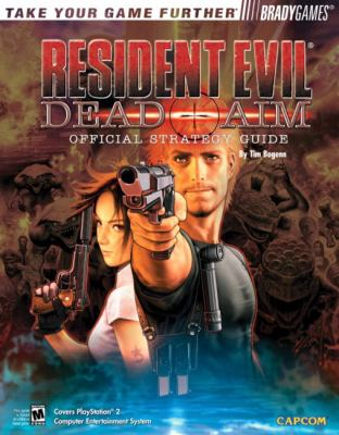 Resident Evil Dead Aim Official Strategy Guide